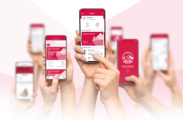MyAIA App - Mang đến khách hàng trải nghiệm dịch vụ khác biệt - Ảnh 1.