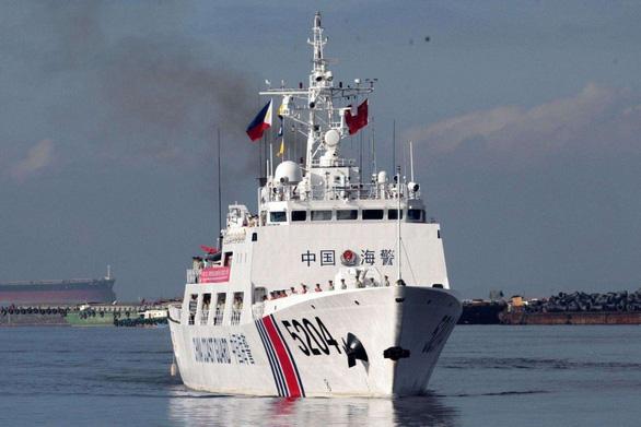Trung Quốc yêu cầu tàu nước ngoài vào lãnh hải báo cáo thông tin từ 1-9 - Ảnh 1.