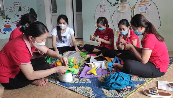 Năm học mới 2021-2022 ở Thanh Hóa: Mầm non chưa đến trường, khuyến khích học online - Ảnh 1.