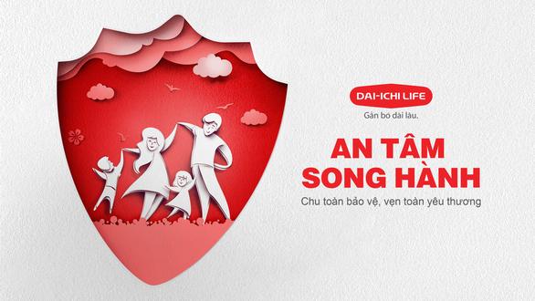 Dai-ichi Life Việt Nam ra mắt sản phẩm mới An Tâm Song Hành - Ảnh 1.