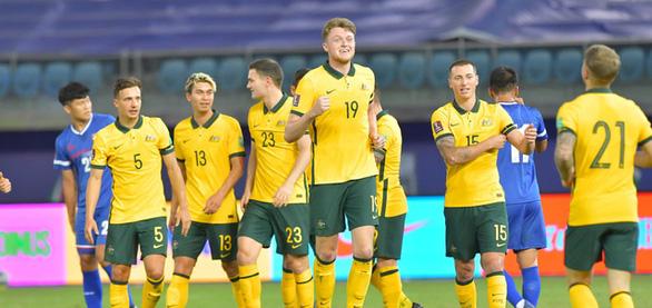 Đội tuyển Úc dự kiến mang 65 thành viên sang Việt Nam ngày 4-9 - Ảnh 1.