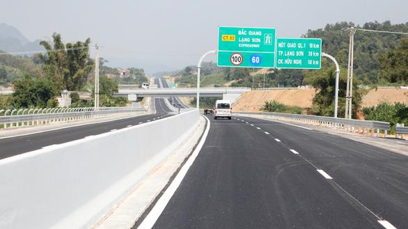 Lập hội đồng thẩm định dự án đầu tư tiếp 729km cao tốc Bắc - Nam - Ảnh 1.
