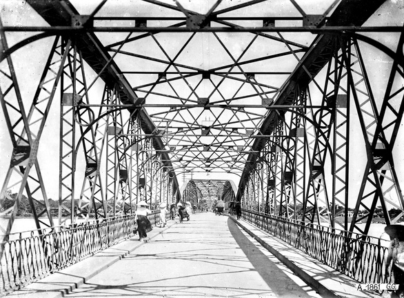 Trường Tiền - chuyện chưa kể cây cầu lịch sử - Kỳ 2: Đi tìm tác giả cầu Trường Tiền - Ảnh 1.