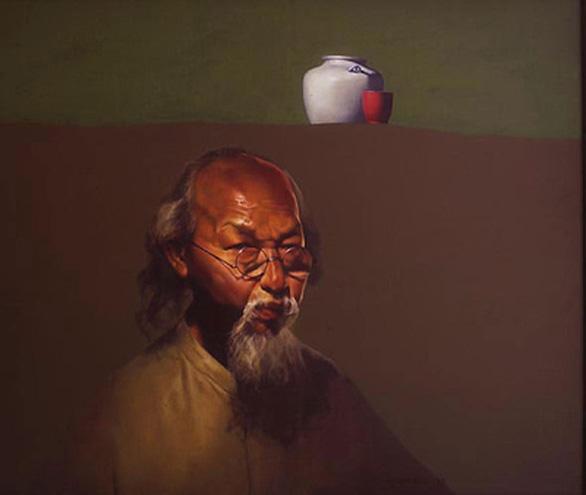 Họa sĩ Đỗ Quang Em qua đời: Ngọn đèn dầu đã tắt - Ảnh 1.