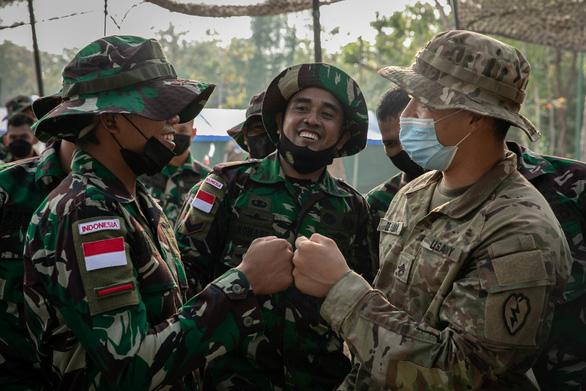 Mỹ, Indonesia hợp tác bảo vệ tự do hàng hải trên Biển Đông - Ảnh 2.