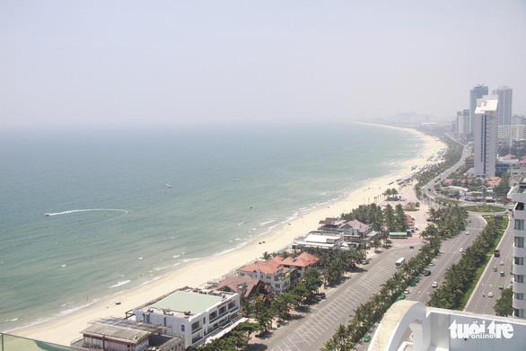 Đà Nẵng đầu tư thêm nhiều công viên ven biển phục vụ cộng đồng - Ảnh 2.