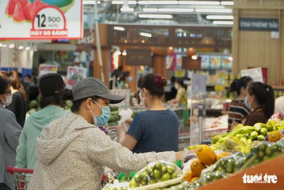 Sở Công thương Hà Nội: Nhiều siêu thị, chợ đóng cửa nhưng hàng hóa vẫn dồi dào - Ảnh 1.