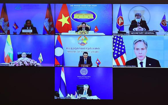 Phát huy vai trò và tính trung tâm của ASEAN - Ảnh 1.