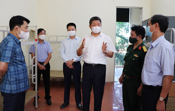 3 phó chủ tịch Hà Nội làm tổ trưởng 3 tổ chuyên trách của Sở chỉ huy phòng chống dịch - Ảnh 1.