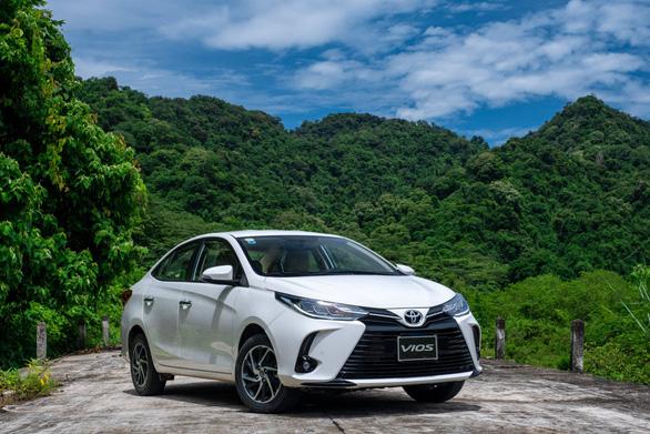 Toyota Vios 2021 - Minh chứng thay đổi của hãng xe Nhật - Ảnh 1.