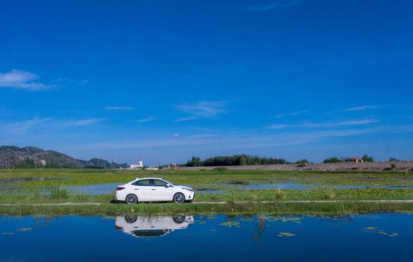 Toyota Vios 2021 - Minh chứng thay đổi của hãng xe Nhật - Ảnh 2.