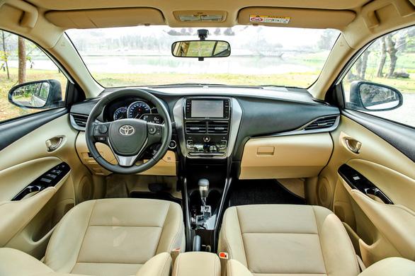 Toyota Vios 2021 - Minh chứng thay đổi của hãng xe Nhật - Ảnh 3.