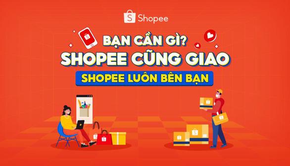 360 độ mua sắm và giải trí cùng Shopee - Ảnh 4.