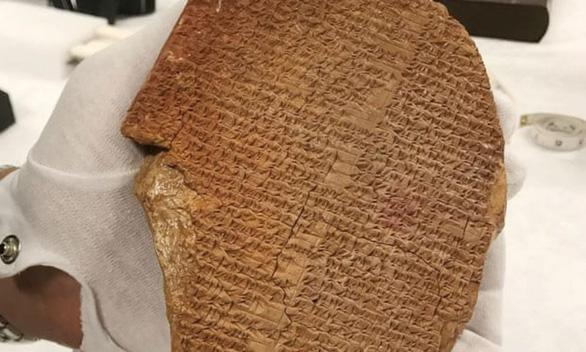 Mỹ trao trả hơn 17.000 cổ vật cho Iraq - Ảnh 3.