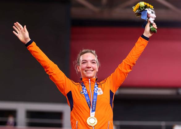 Tay đua từng bệnh tim giành HCV Olympic - Ảnh 2.