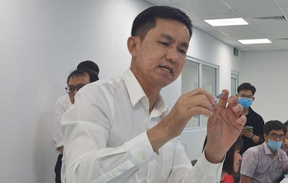Báo cáo mới nhất của Nanogen: Vắc xin Nano Covax ước lượng có hiệu lực bảo vệ 90% - Ảnh 1.