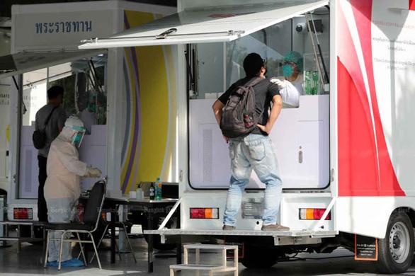 Biến thể Delta chiếm đa số ca nhiễm COVID-19 ở Thái Lan, có tại 74/77 tỉnh - Ảnh 1.