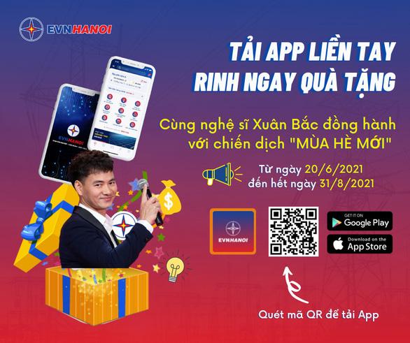 Hà Nội: Ngồi nhà làm dịch vụ điện trực tuyến, nhận quà trao tay - Ảnh 3.