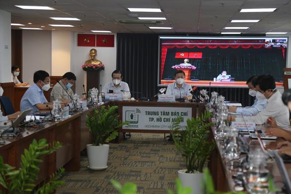 Phó chủ tịch UBND TP.HCM thông tin về việc TP Hải Phòng mượn 500.000 liều vắc xin Sinopharm