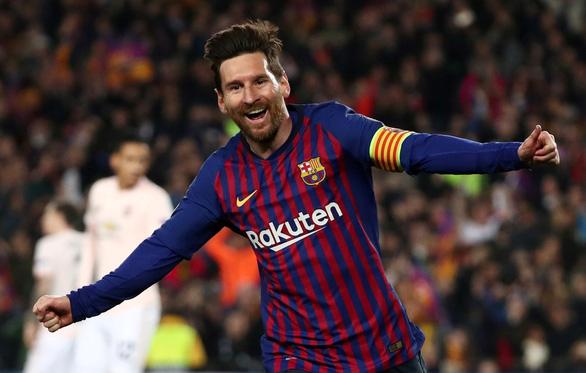 Messi và Ronaldo có khả năng thi đấu cùng nhau ở Juventus? - Ảnh 1.