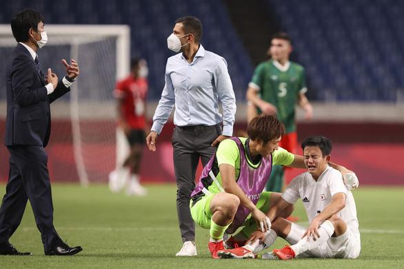 Thắng dễ Nhật Bản, Mexico đoạt huy chương đồng bóng đá nam Olympic - Ảnh 3.