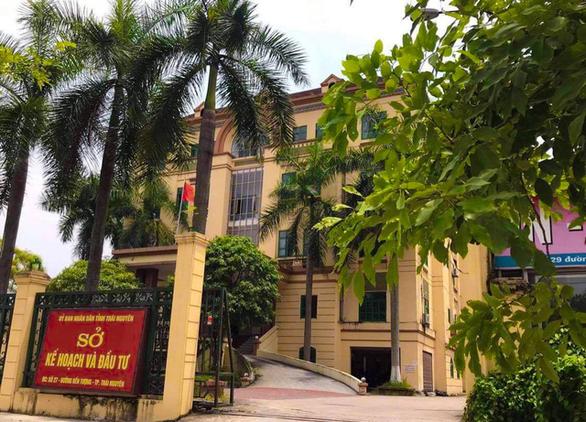 Phó giám đốc Sở Kế hoạch - đầu tư Thái Nguyên thừa nhận có sàm sỡ nữ nhân viên - Ảnh 1.