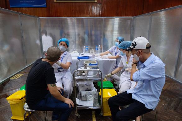 Hà Nội thông báo khẩn tìm người đến phố Thanh Hà - Nguyễn Thiện Thuật - Ảnh 1.
