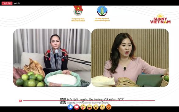 Lần đầu livestream bán hàng, HHen Niê mát tay chốt 200 đơn mở màn - Ảnh 1.