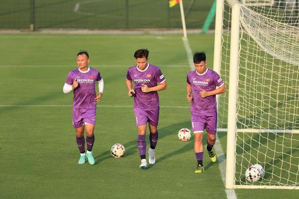 Xuân Trường: Đội tuyển Việt Nam tham dự vòng loại thứ 3 World Cup 2022 không chỉ để cọ xát - Ảnh 2.