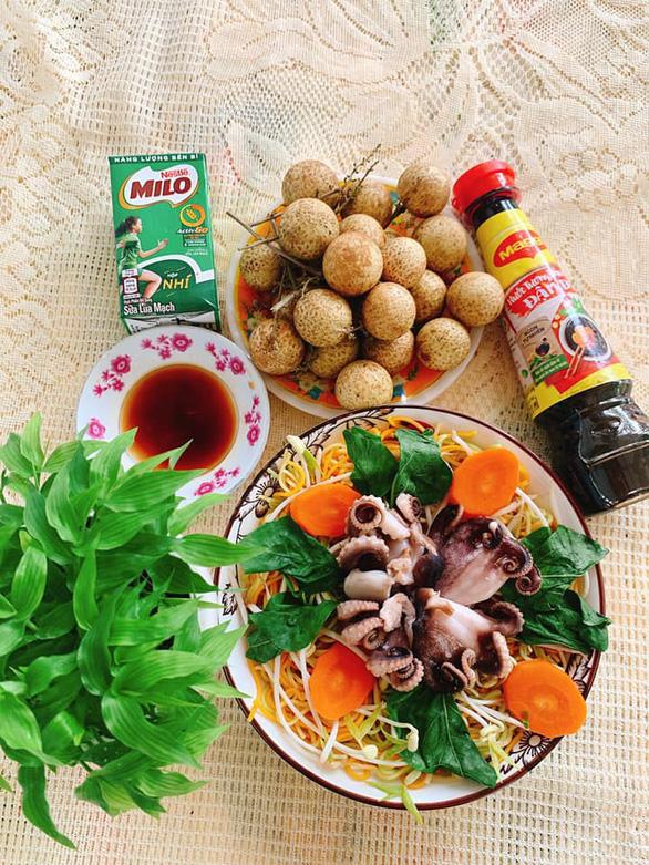 Mang ẩm thực đường phố Sài Gòn về nhà mùa dịch - Ảnh 3.