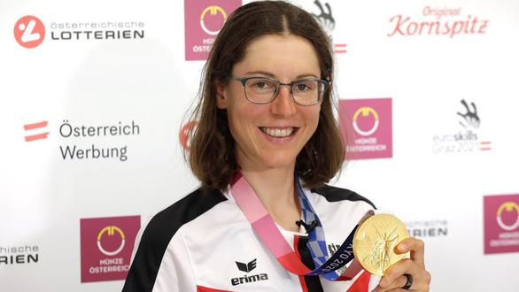 Những dị nhân truyền cảm hứng của Olympic - Ảnh 5.