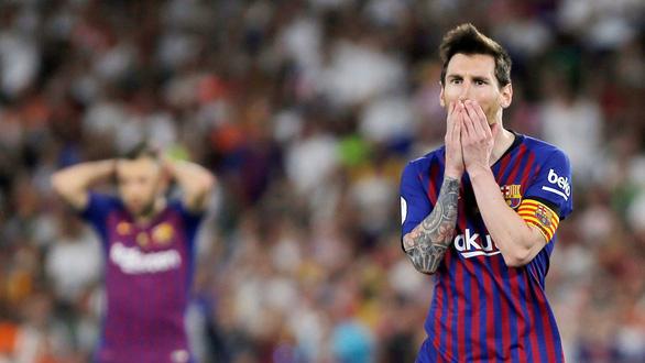 Messi bước ra vùng an toàn - Ảnh 1.