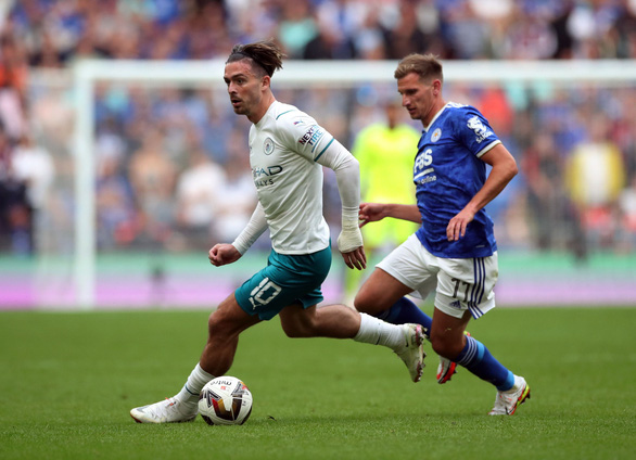Đá bại Man City, Leicester đoạt Siêu cúp Anh 2021 - Ảnh 2.