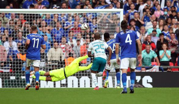 Đá bại Man City, Leicester đoạt Siêu cúp Anh 2021 - Ảnh 3.