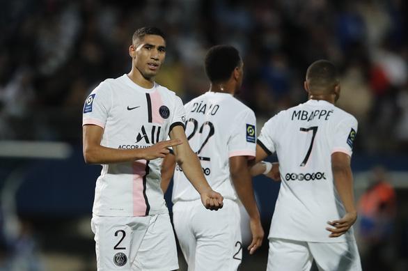 Tân binh 60 triệu euro nổ súng, PSG thắng trận ra quân Ligue 1 - Ảnh 1.
