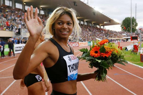 Nữ sinh tốt nghiệp Đại học Harvard giành 2 huy chương ở Olympic Tokyo - Ảnh 1.