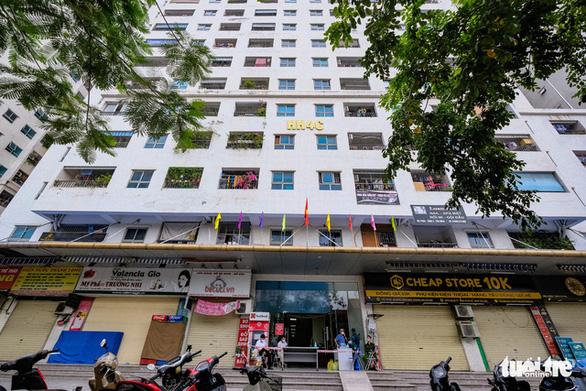 Hà Nội: Số ca mắc COVID-19 trong cộng đồng vẫn tăng, phong tỏa tòa nhà HH4C Linh Đàm - Ảnh 2.