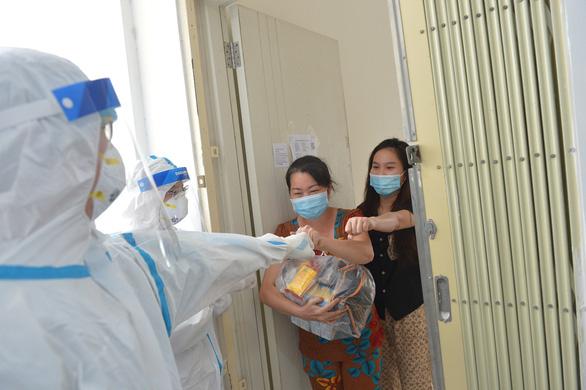 Kỷ lục điều trị COVID-19 tại TP.HCM: 9.000 bệnh nhân tại Bệnh viện dã chiến số 1 đã xuất viện