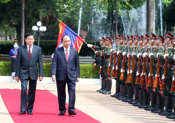 Đoàn kết Việt - Lào có ý nghĩa sống còn - Ảnh 1.