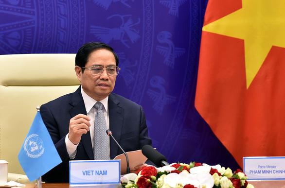 Thủ tướng Phạm Minh Chính nêu 3 đề xuất ứng phó thách thức an ninh biển tại Hội đồng Bảo an - Ảnh 1.