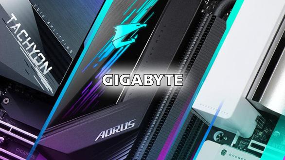 Nhà sản xuất bo mạch chủ Gigabyte bị tin tặc tấn công - Ảnh 1.