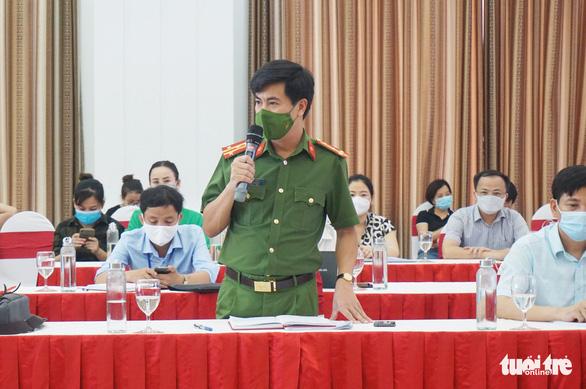 Phó giám đốc Công an Nghệ An: '8/17 con hổ chết là ngoài ý muốn' - Ảnh 1.