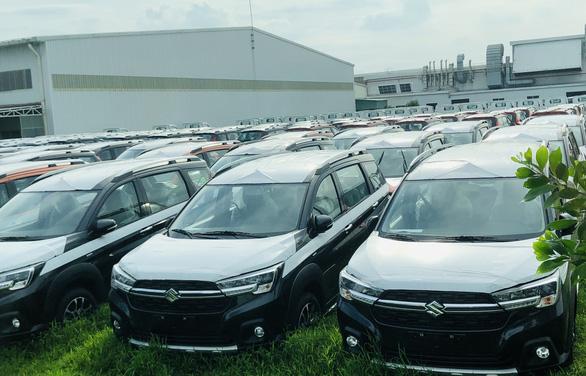 Đề xuất lệ phí trước bạ ôtô điện bằng một nửa so với xe dùng xăng, dầu - Ảnh 1.