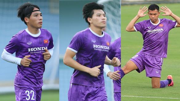 Vòng loại cuối cùng World Cup 2022 khu vực châu Á: Ba mảnh ghép mới của ông Park - Ảnh 1.