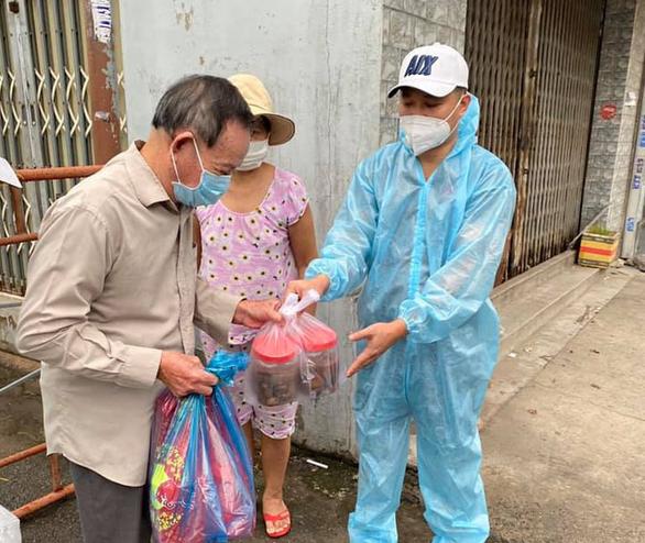Lâm Vũ đưa hành trình thiện nguyện vào MV Người Sài Gòn - Ảnh 3.