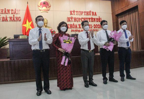 Đà Nẵng có thêm 2 phó chủ tịch UBND thành phố - Ảnh 1.