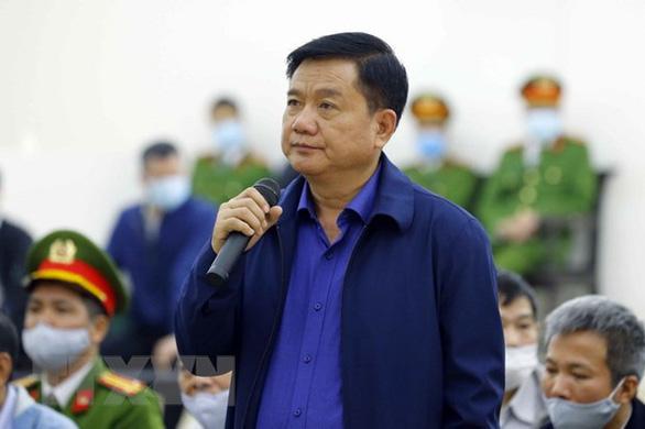 Phúc thẩm vụ Ethanol Phú Thọ: Ông Đinh La Thăng không kháng cáo - Ảnh 1.