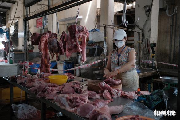 Đà Nẵng miễn 6 tháng tiền thuê ki ốt cho toàn bộ tiểu thương các chợ - Ảnh 1.