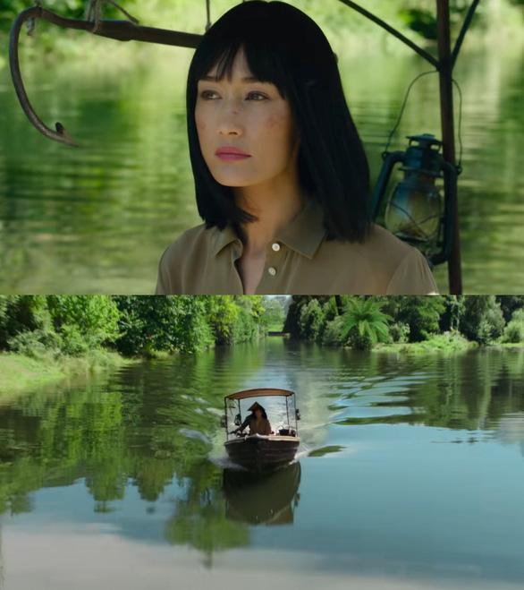 Cầu Rồng, Đà Nẵng xuất hiện trong phim hành động Mỹ có đả nữ gốc Việt Maggie Q - Ảnh 3.
