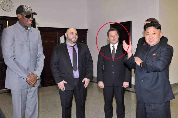 Trung Quốc hé lộ tội của doanh nhân Canada từng gặp ông Kim Jong Un - Ảnh 1.